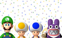 New Super Luigi U [4] wallpaper 2560x1440 jpg