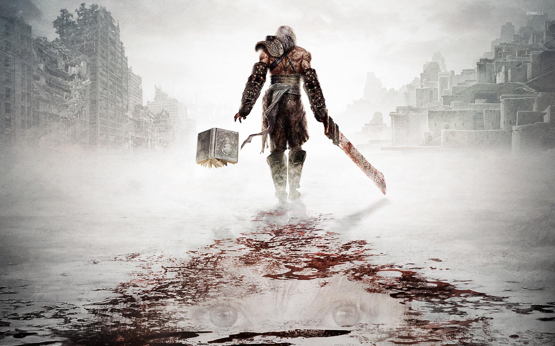 Game Wallpaper: Nier Poster Wallpaper