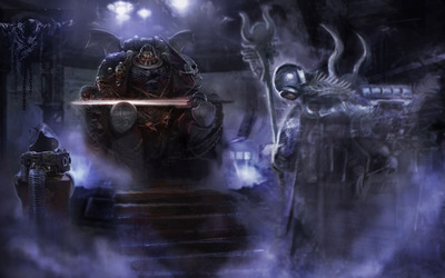 Night Lord - Warhammer 40,000 wallpaper