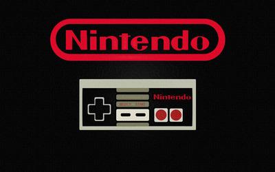 Nintendo controller wallpaper