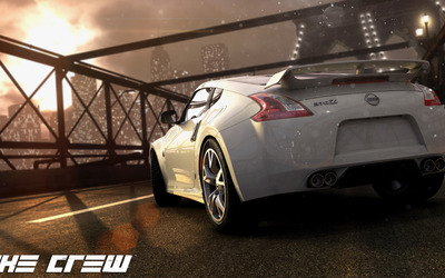 Nissan 370Z - The Crew wallpaper