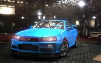 Nissan Skyline - The Crew wallpaper 1920x1080 jpg