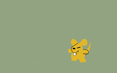 No Name Mouse - EarthBound wallpaper
