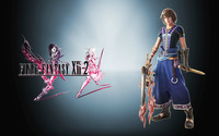 Noel Kreiss  - Final Fantasy XIII-2 wallpaper 2560x1600 jpg
