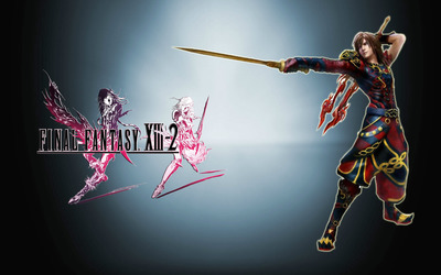 Noel Kreiss - Final Fantasy XIII-2 wallpaper