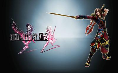 Noel Kreiss - Final Fantasy XIII-2 wallpaper