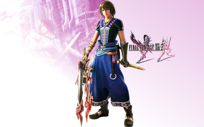 Noel Kreiss - Final Fantasy XIII-2 [2] wallpaper