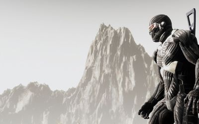 Nomad - Crysis 2 wallpaper
