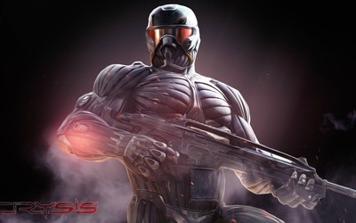 Nomad - Crysis wallpaper