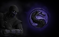 Noob Saibot - Mortal Kombat wallpaper 1920x1200 jpg
