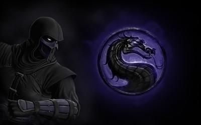 Noob Saibot - Mortal Kombat wallpaper