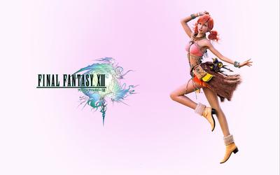 Oerba Dia Vanille - Final Fantasy XIII [3] wallpaper