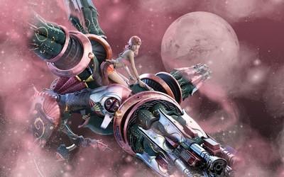 Oerba Dia Vanille - Final Fantasy XIII [4] wallpaper