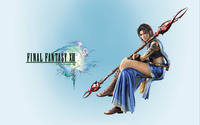 Oerba Yun Fang - Final Fantasy XIII wallpaper 2560x1600 jpg