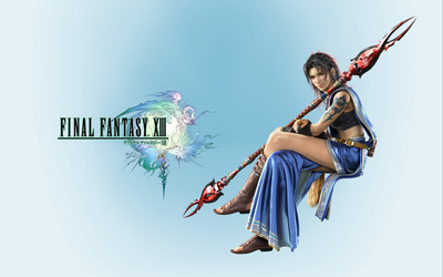 Oerba Yun Fang - Final Fantasy XIII wallpaper