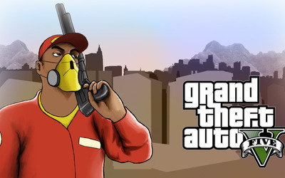 Old Guy - Grand Theft Auto V wallpaper