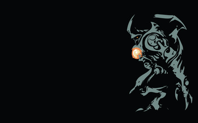 Omega Pirate - Metroid Prime wallpaper