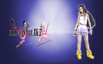Paddra Nsu-Yeul - Final Fantasy XIII-2 wallpaper