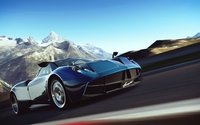 Pagani Huayra - Gran Turismo wallpaper 3840x2160 jpg