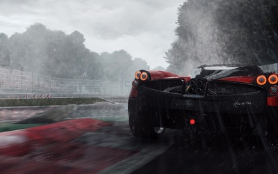 Pagani Huayra - Project CARS wallpaper