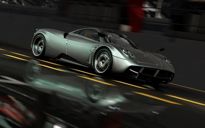 Pagani Huayra - Project CARS [2] wallpaper