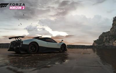 Pagani Zonda Cinque - Forza Horizon 2 [2] wallpaper