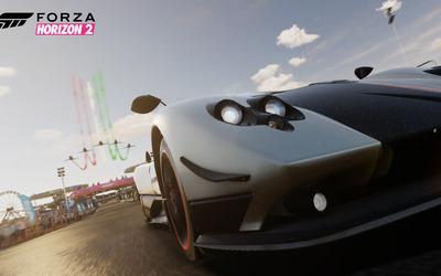 Pagani Zonda Cinque - Forza Horizon 2 wallpaper