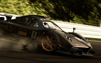 Pagani Zonda R - Project CARS wallpaper 1920x1080 jpg