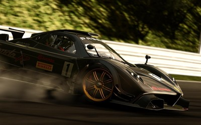 Pagani Zonda R - Project CARS wallpaper