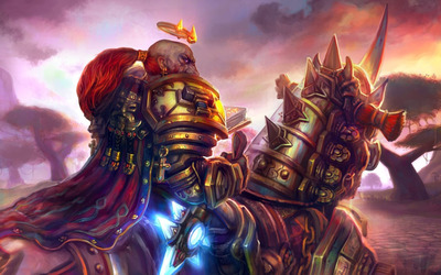 Paladin - World of Warcraft wallpaper