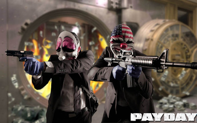 Payday 2 [3] wallpaper