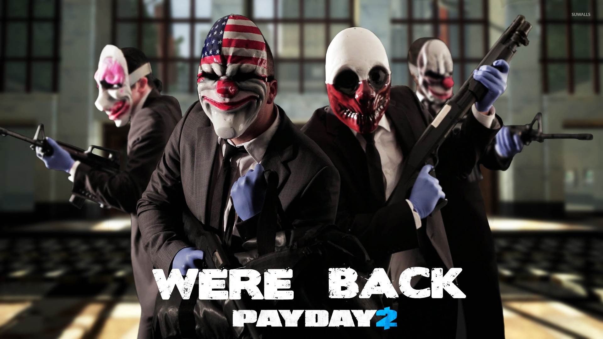 Payday 2 4 Wallpaper Game Wallpapers 22935