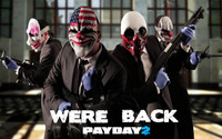 Payday 2 [4] wallpaper 1920x1080 jpg