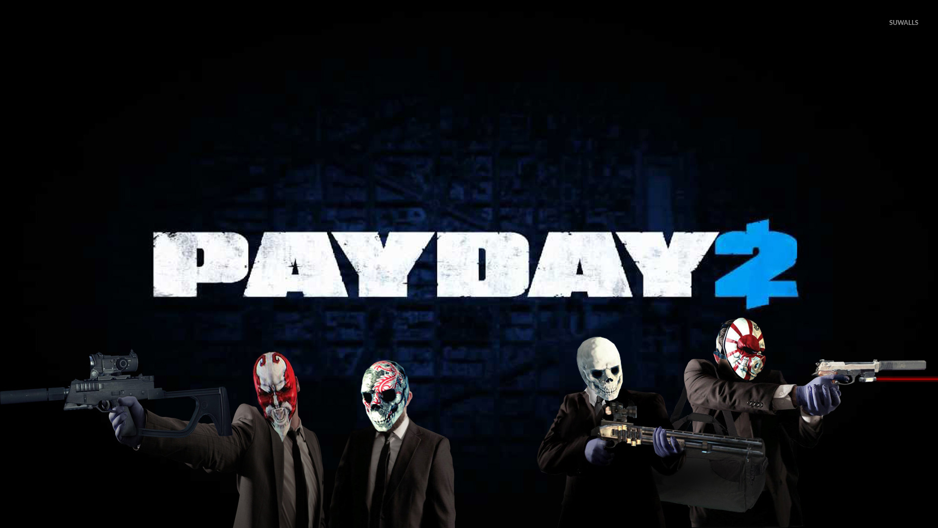 Payday 2 7 Wallpaper Game Wallpapers 22947