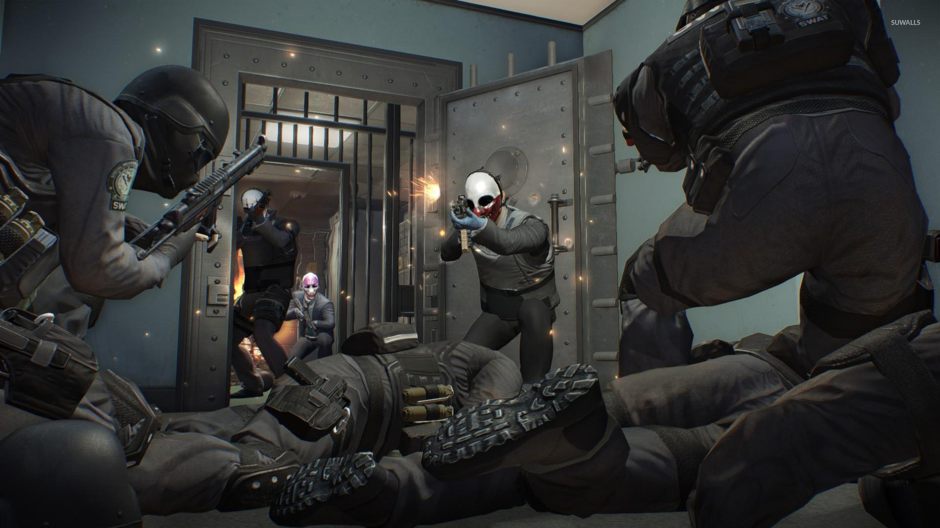 Payday 2 9 Wallpaper Game Wallpapers 22960