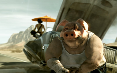 Pey'j - Beyond Good and Evil 2 wallpaper