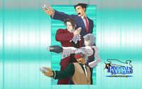 Phoenix Wright: Ace Attorney [2] wallpaper 2880x1800 jpg