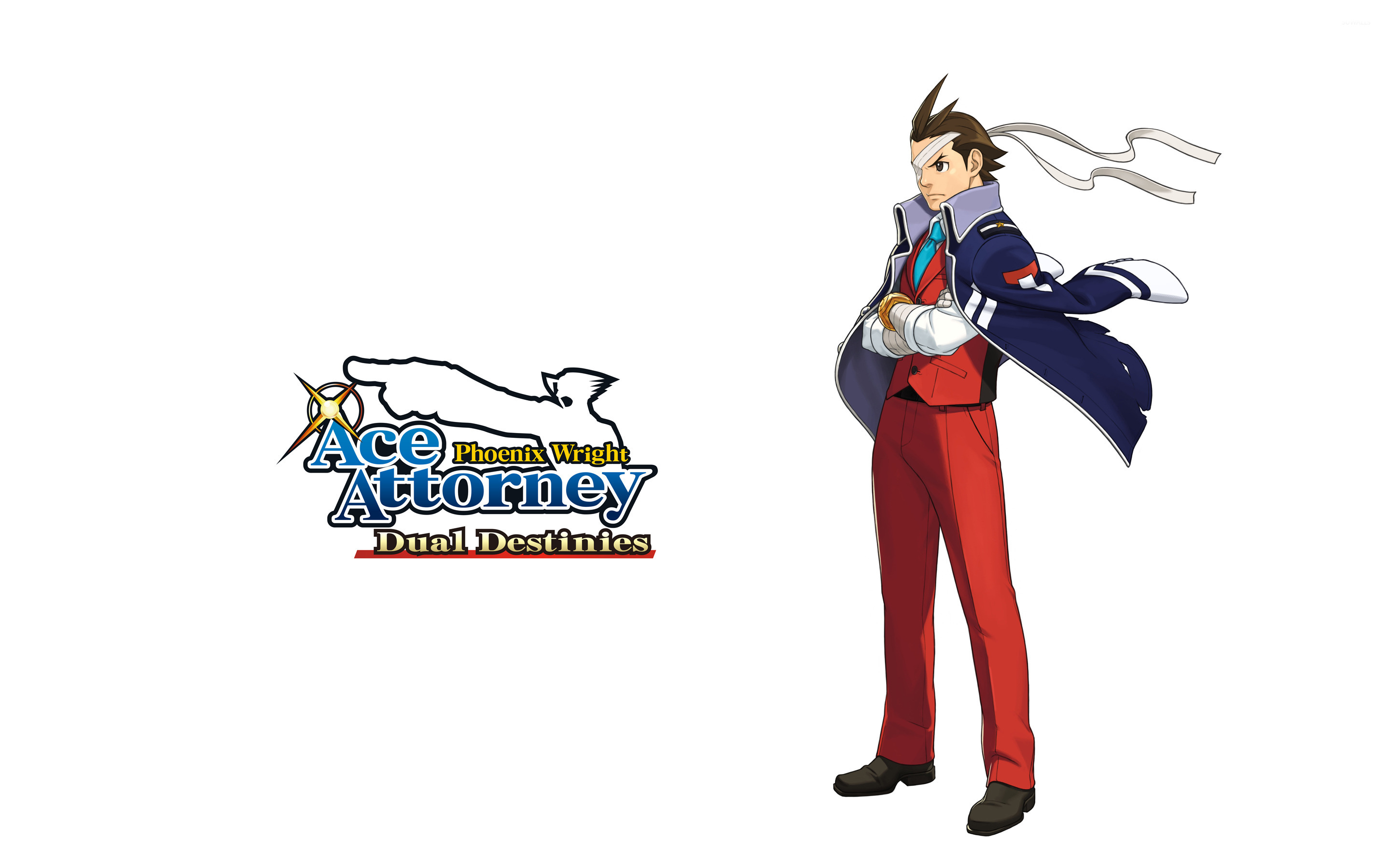 Phoenix Wright Ace Attorney Dual Destinies 3 Wallpaper Game