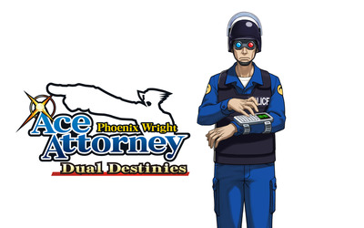 Phoenix Wright: Ace Attorney - Dual Destinies [5] wallpaper
