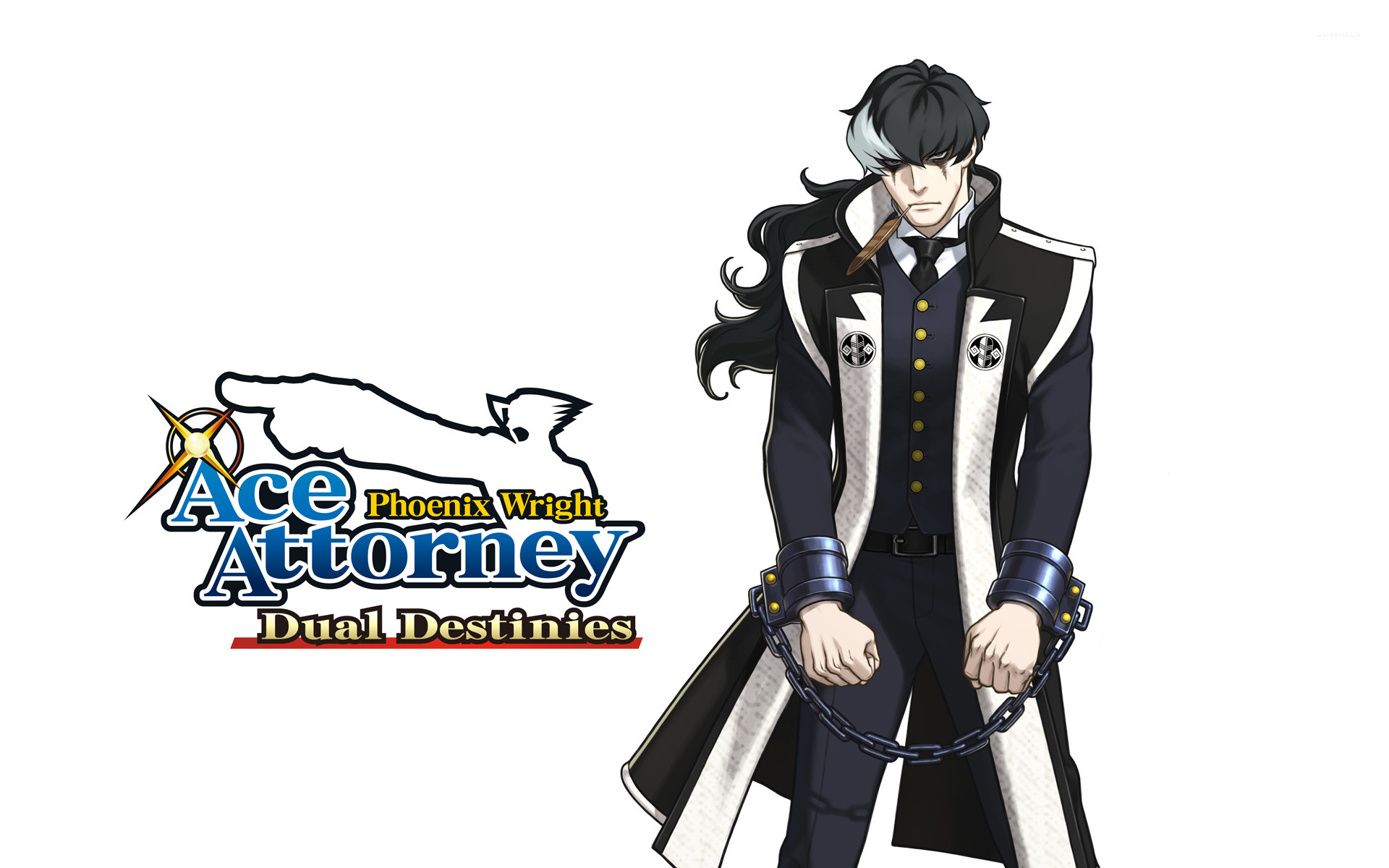 Phoenix Wright Ace Attorney Dual Destinies 2 Wallpaper Game