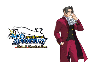 Phoenix Wright: Ace Attorney - Dual Destinies wallpaper
