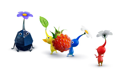 Pikmin 3 [5] wallpaper