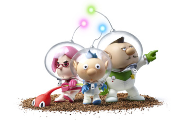 Pikmin 3 [3] wallpaper