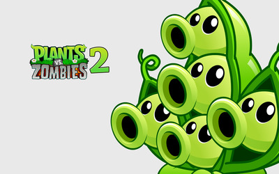 Plants vs. Zombies 2: It's About Time [3] wallpaper