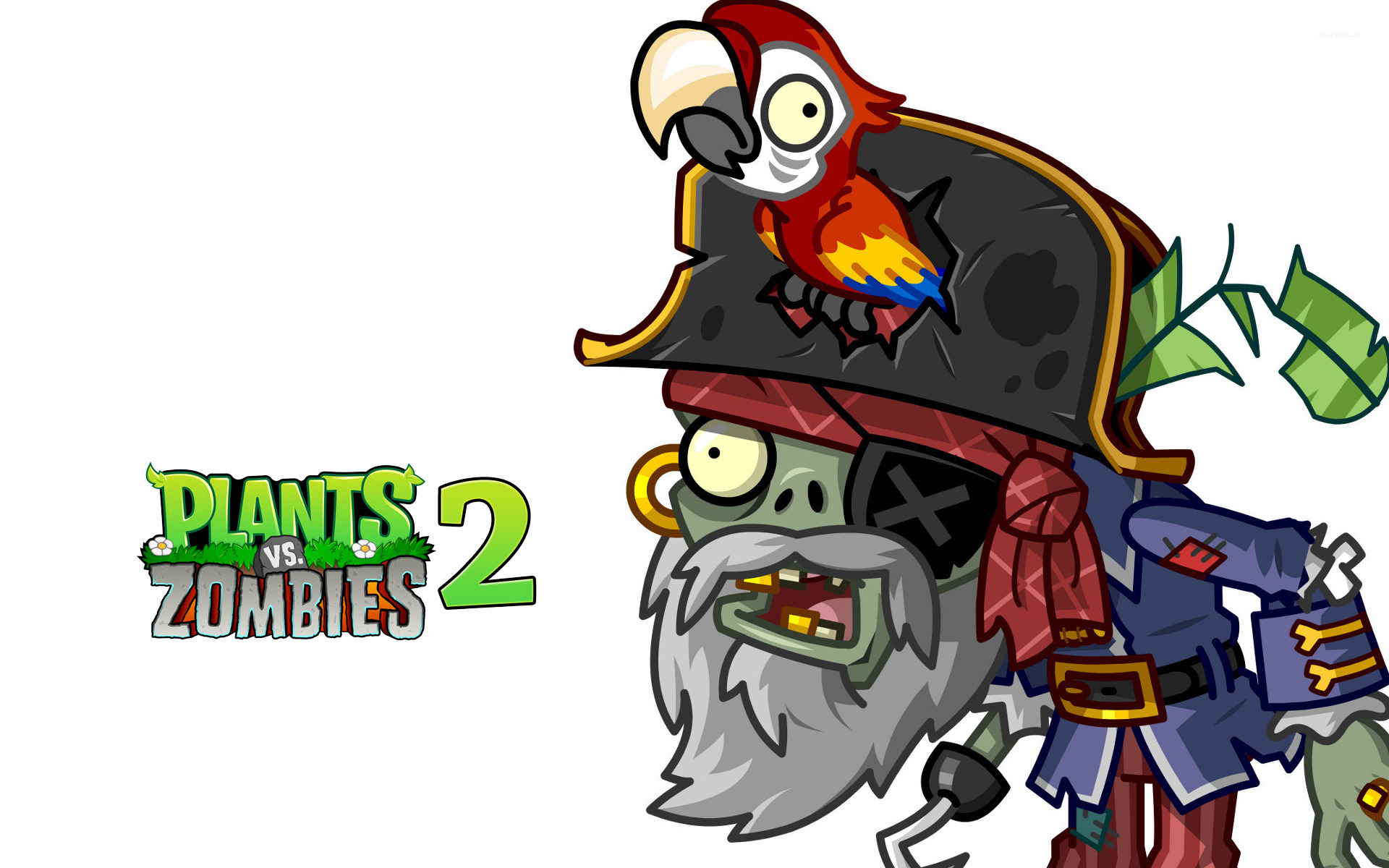 Plants Vs Zombies 2 It S About Time 2 Wallpaper Game