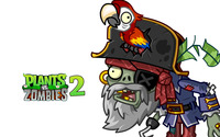 Plants vs. Zombies 2: It's About Time [2] wallpaper 1920x1200 jpg