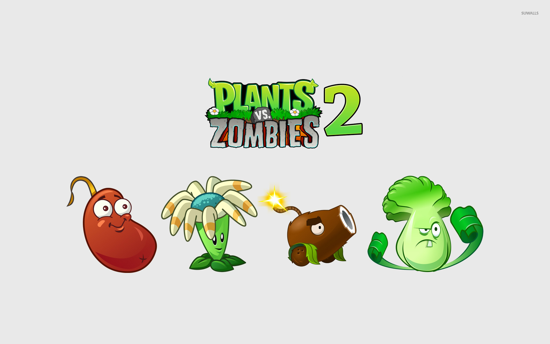 Plants Vs Zombies 2 It S About Time 5 Wallpaper Game