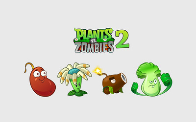 Plants vs. Zombies 2: It's About Time [5] wallpaper