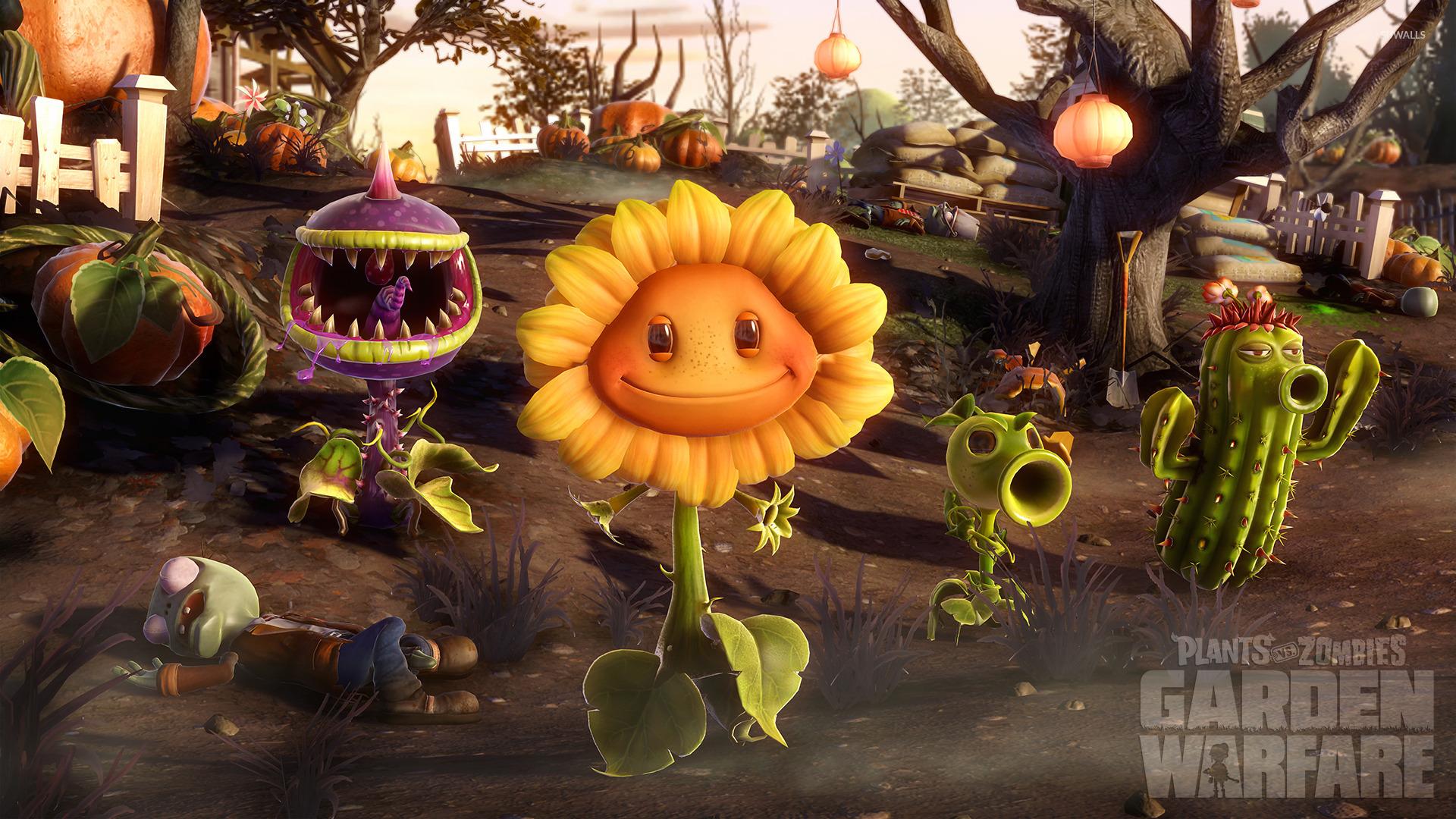Plants Vs Zombies Garden Warfare 2 Wallpaper Game Wallpapers