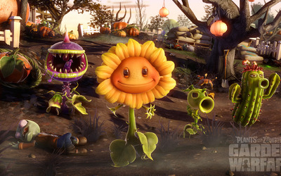 Plants vs. Zombies: Garden Warfare [2] wallpaper